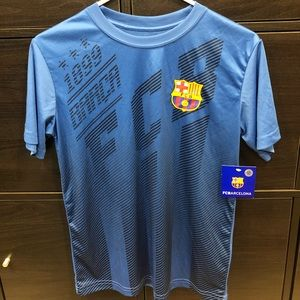 Other - New FC Barcelona Active Wear Tshirt